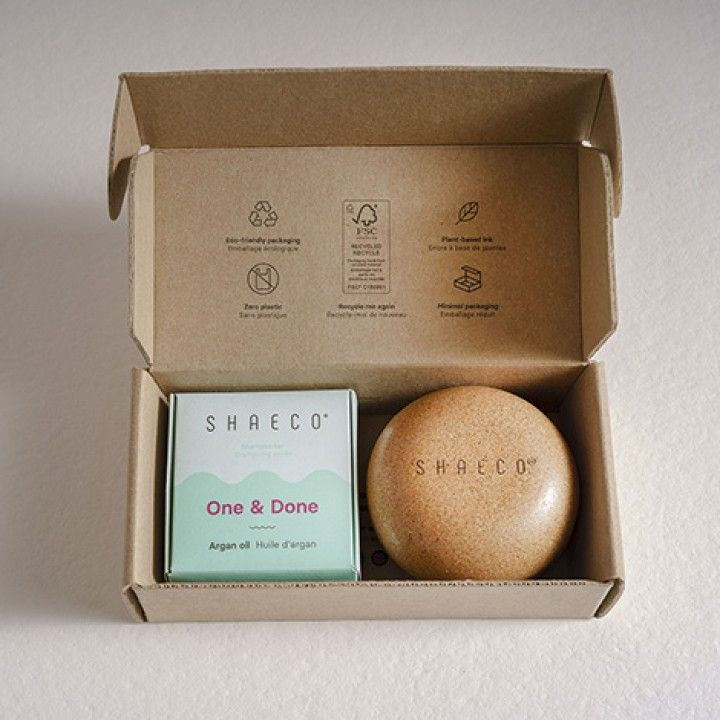 Shampoo bar + Pebble Packs