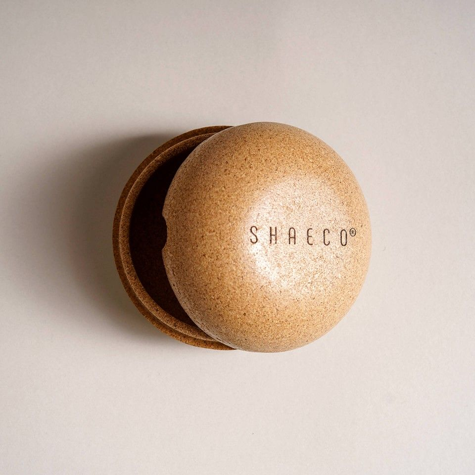 Pebble Cork Box
