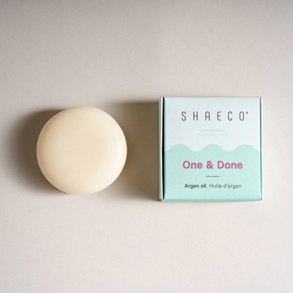 One & Done Huile d'argan - 115 g