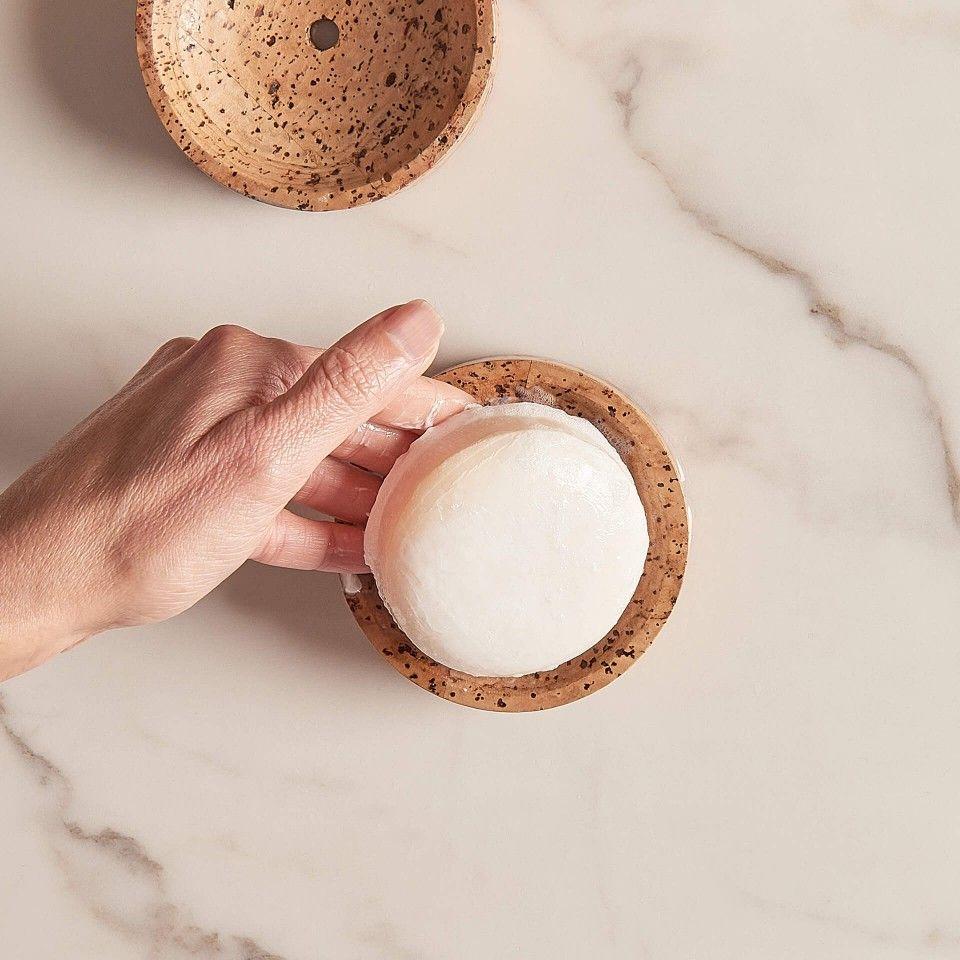 Porte-savon en liège imperméable