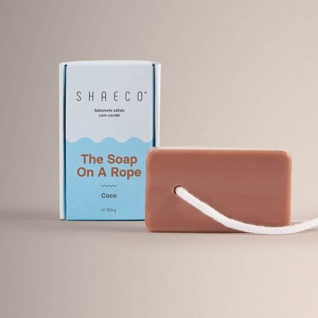 The Soap On A Rope Body Soap 150 gr